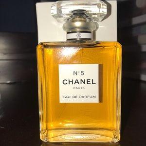 Chanel no.5 3.4 oz